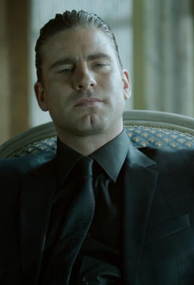 Kevin Janssens in Salamander (2012)