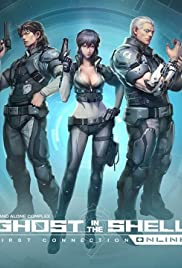 Ghost in the Shell: Stand Alone Complex - First Assault Online Poster