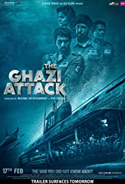 The Ghazi Attack (2017) 1080p
