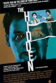 Kyle MacLachlan, Michael Nouri, and Ed O'Ross in The Hidden (1987)