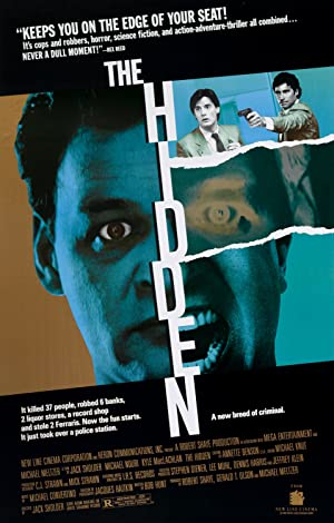 Movie The Hidden (1987)