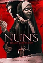 Nun's Deadly Confession Poster