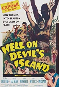 Primary photo for Hell on Devil's Island