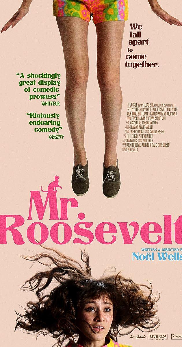 Subtitle of Mr. Roosevelt