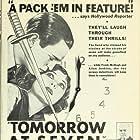 Allen Jenkins, Frank McHugh, Grant Mitchell, Chester Morris, Vivienne Osborne, and Henry Stephenson in Tomorrow at Seven (1933)