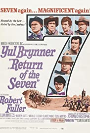 Return of the Seven (1966) Poster - Movie Forum, Cast, Reviews