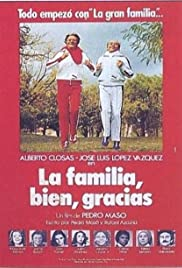 The Family, Fine, Thanks Poster