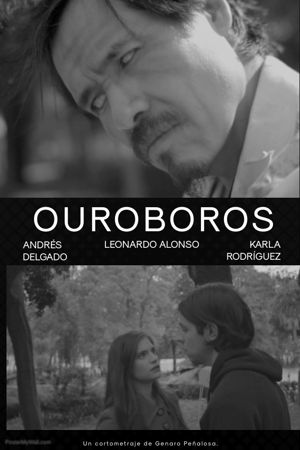 Leonardo Alonso, Karla Coronado, and Andrés Delgado in Ouroboros (2019)