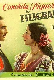 Filigrana Poster