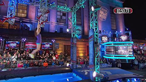 American Ninja Warrior: Michelle Warnky