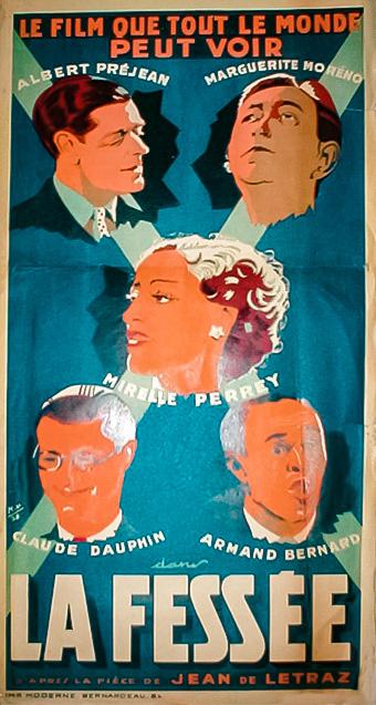 La fessée (1937)