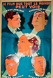 La fessée Poster