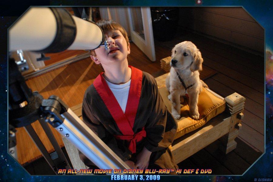 Nolan Gould in Space Buddies (2009)