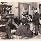 Mickey Rooney, Fay Bainter, George Bancroft, and Virginia Weidler in Young Tom Edison (1940)