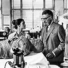 Charlton Heston and Stephanie Zimbalist in The Awakening (1980)
