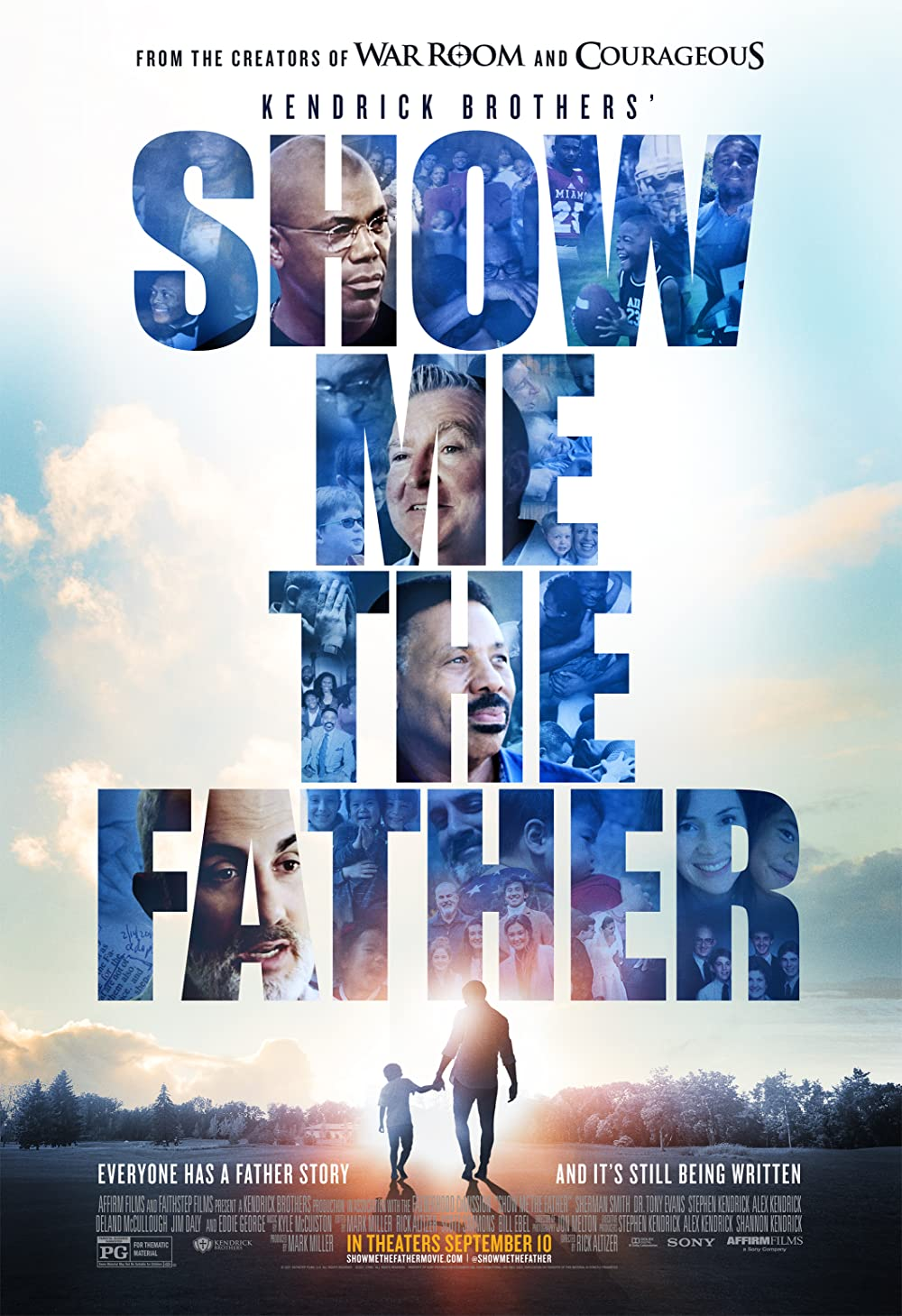 Faith-Based Film Show Me the Father' Earns Rare A+ CinemaScore, Opens in Top 10
