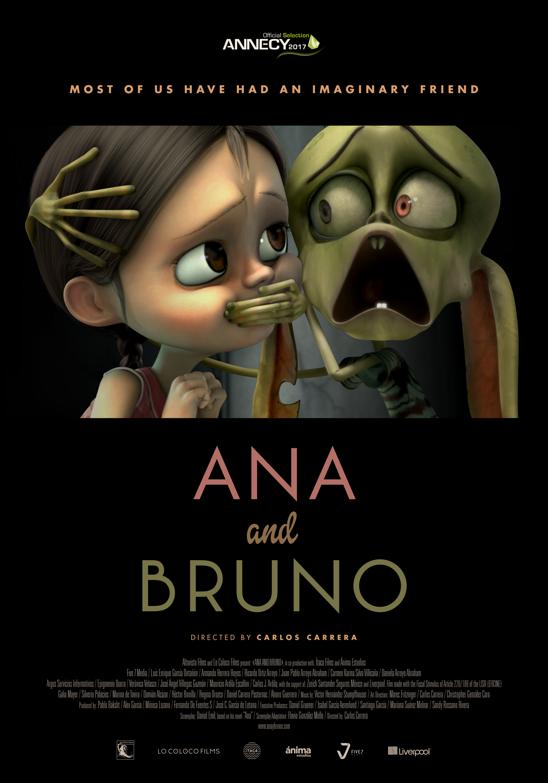 Ana y Bruno (2017) HDRip