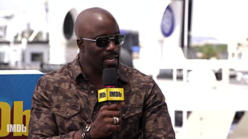 """Mike Colter Teases Season 2 of """"Luke Cage"""""""
