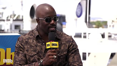 "Mike Colter Teases Season 2 of ""Luke Cage"""