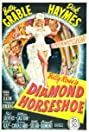Diamond Horseshoe (1945) Poster