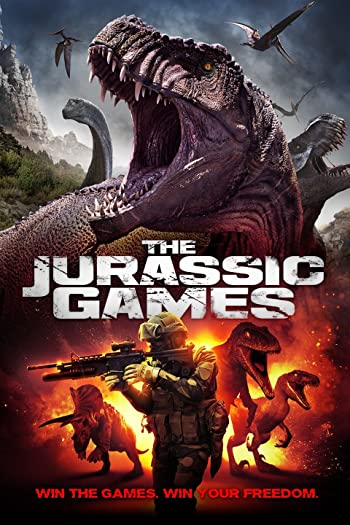 The Jurassic Games 2018 Dual Audio In Hindi English 720p BluRay