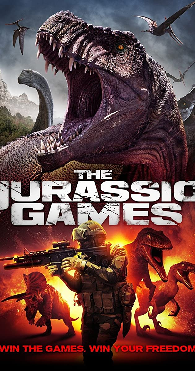 The Jurassic Games (2018) - IMDb