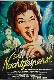 Liselotte Pulver in Das Nachtgespenst (1953)
