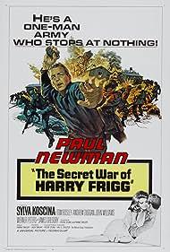 The Secret War of Harry Frigg (1968) Poster - Movie Forum, Cast, Reviews