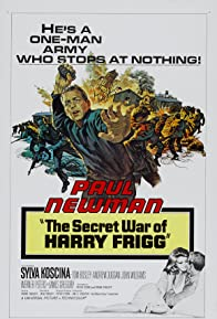 Primary photo for The Secret War of Harry Frigg