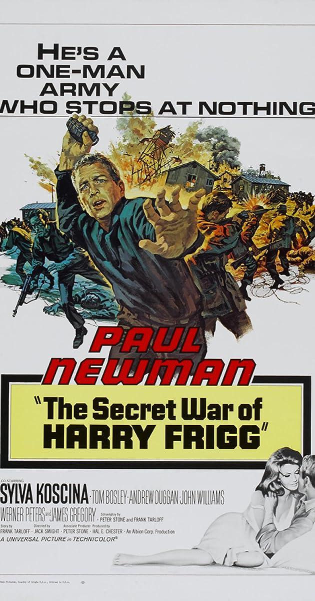 The Secret War of Harry Frigg (1968)