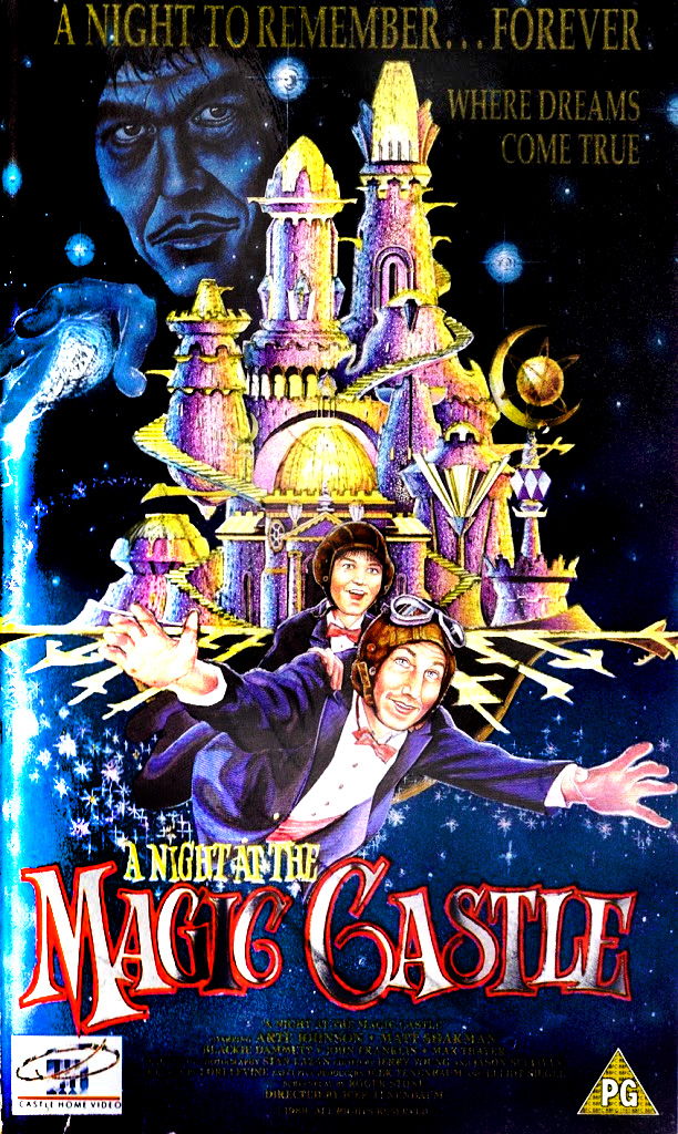 A Night at the Magic Castle ((1988))