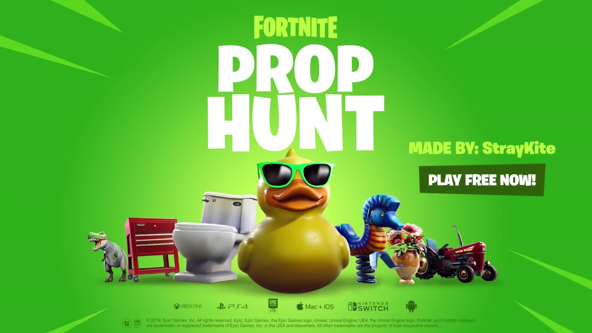 Fortnite Prop Hunt