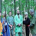 Greg Rea, Sikorski Erica, Swinford Tanner, and Debbie Foutch in Wood Dan (2017)