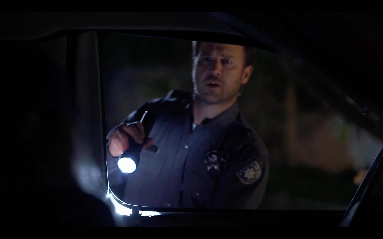 Sheldon Charron - Sheriff in Married with Secrets