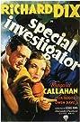 Special Investigator (1936) Poster