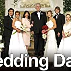 Marina Black, John Larroquette, Jaime Ray Newman, Kelly Overton, French Stewart, Sebastian Tillinger, Karen Valentine, James Waterston, and Justin Baldoni in Wedding Daze (2004)
