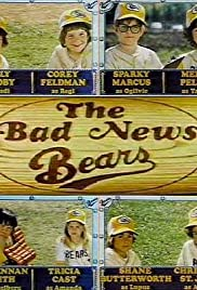 The Bad News Bears Poster - TV Show Forum, Cast, Reviews