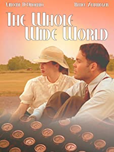 Watch online date movie The Whole Wide World [BRRip]