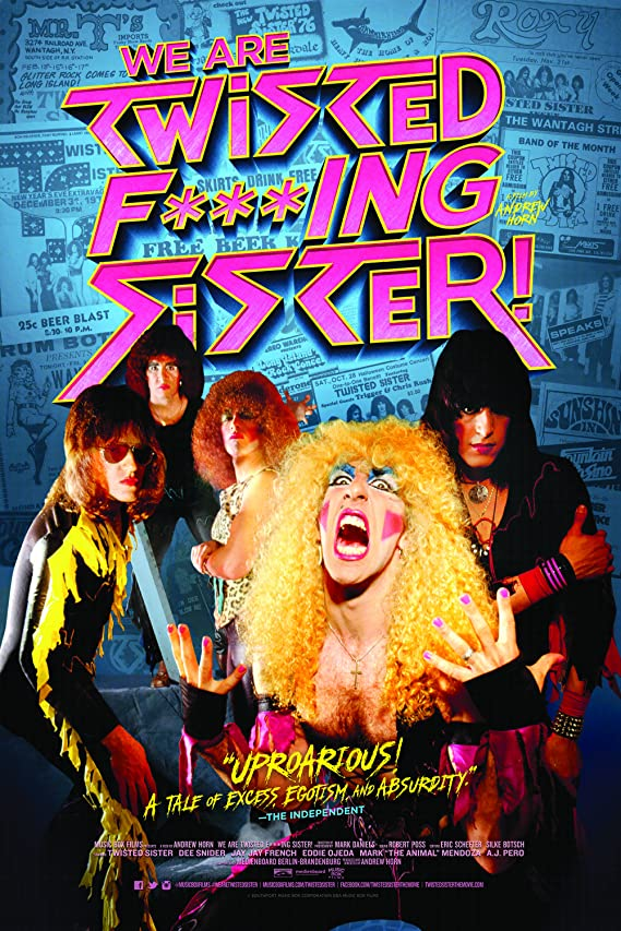 We Are Twisted Fucking Sister! (2014)