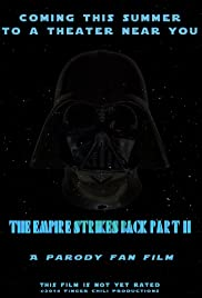 The Empire Strikes Back Part II (Parody) Poster