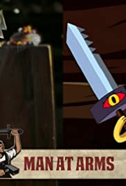 Jake's Sword (Adventure Time) Feat. Smosh Poster