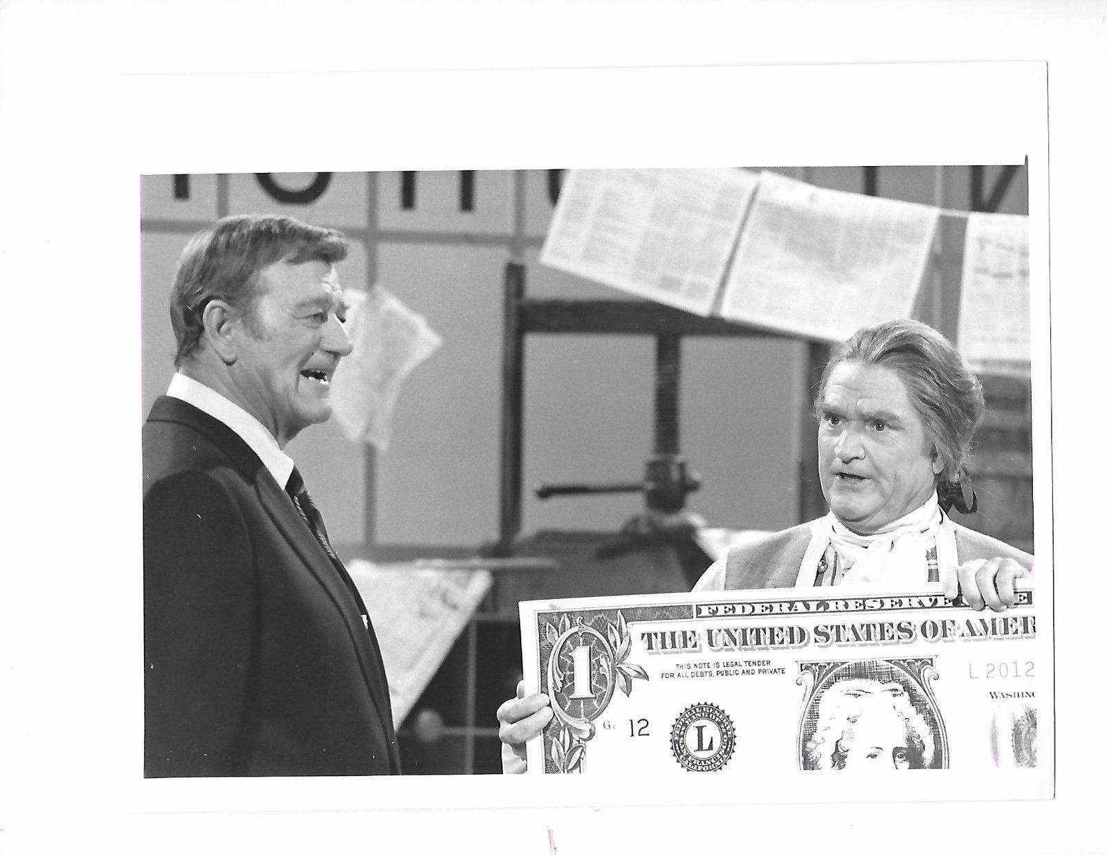 John Wayne and Red Skelton in Swing Out, Sweet Land (1970)
