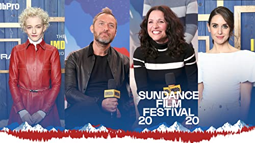 Sundance Stars Cast Their Biopics