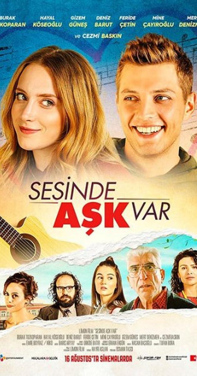 Sesinde Ask Var 2019 Full Cast Crew Imdb