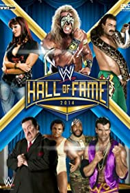 Mr. T, Amy Dumas, Scott Hall, William Moody, Jake Roberts, Jim Hellwig, and Carlos Colón in WWE Hall of Fame (2014)
