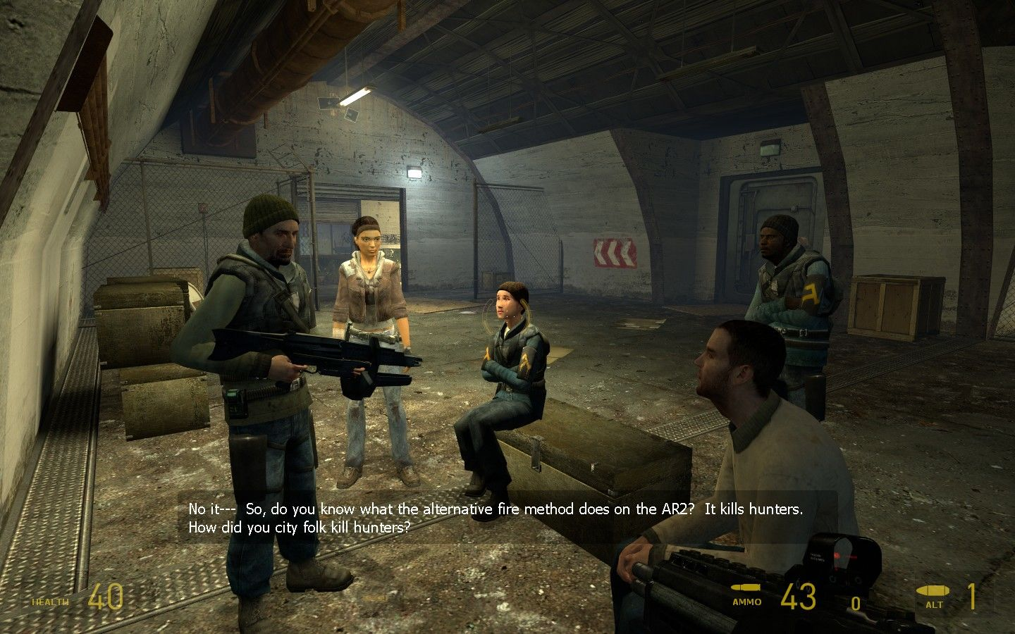 Half-Life 2: Episode Two (Video Game 2007) - Photo Gallery