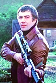 The Professionals Lewis Collins Guns Poster