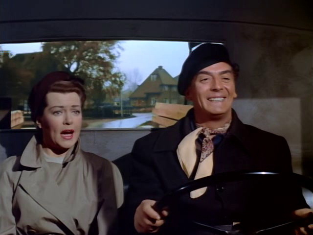 Victor Mature and Lana Turner in Betrayed (1954)