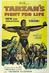 Tarzan's Fight for Life (1958)
