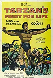 Tarzan's Fight for Life 1958